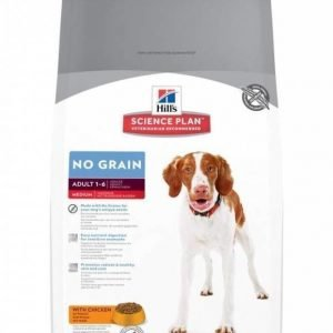 Hill's Science Plan Canine Adult Grain Free Chicken 12 Kg