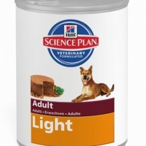 Hill's Science Plan Canine Adult Light 12x370g Burk