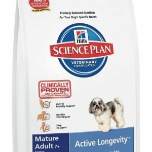 Hill's Science Plan Canine Mature Adult 7+ Active Longevity Mini 3kg