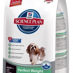 Hill's Science Plan Canine Perfect Weight Mini Chicken 6 Kg