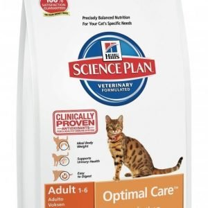 Hill's Science Plan Feline Adult Chicken 10kg