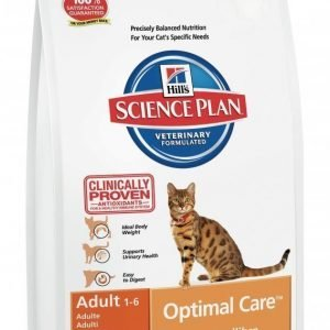 Hill's Science Plan Feline Adult Lamb 10kg