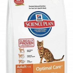 Hill's Science Plan Feline Adult Lamb 5kg