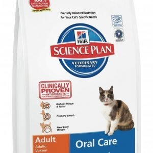 Hill's Science Plan Feline Adult Oral Care 1