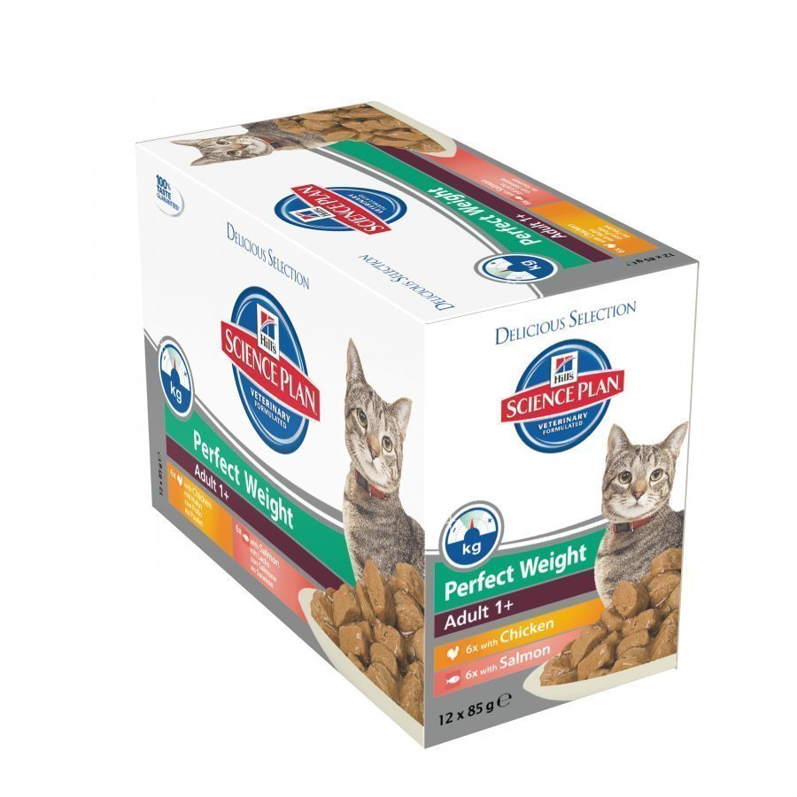 Hill's Science Plan Feline Perfect Weight Multipack