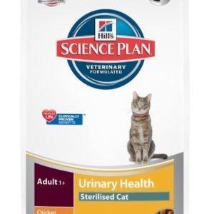 Hill's Science Plan Feline Urinary Health Sterilised Chicken 3kg