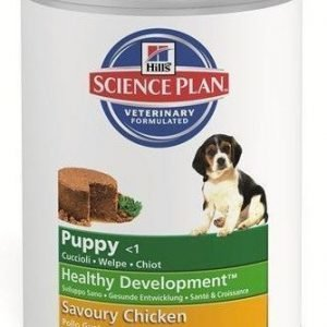 Hill's Science Plan Puppy Chicken Burkmat 12x370 G