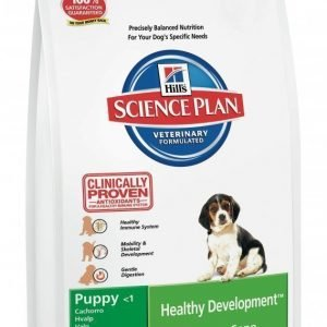 Hill's Science Plan Puppy Healthy Development Medium 12kg