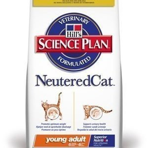 Hill's Utgående Hill's Science Plan Feline Neutered Cat Young Adult 1