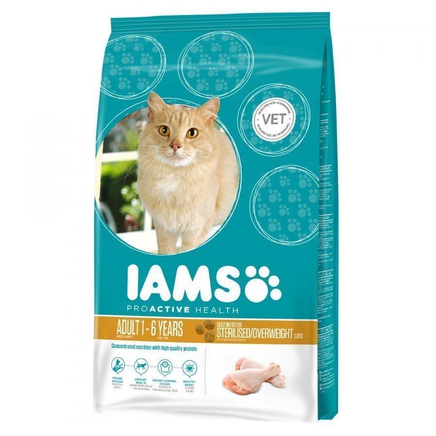 Iams Cat Adult Light In Fat 2