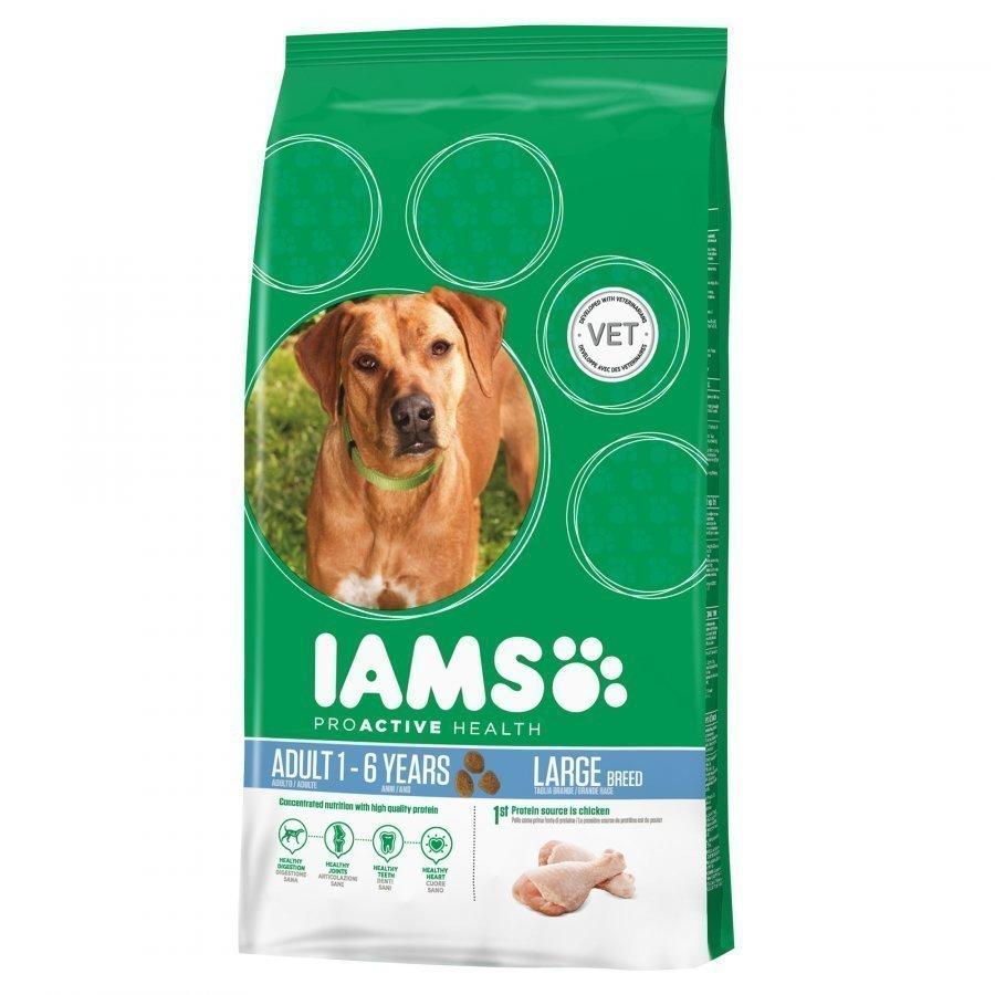 Iams Dog Adult Large 12 Kg