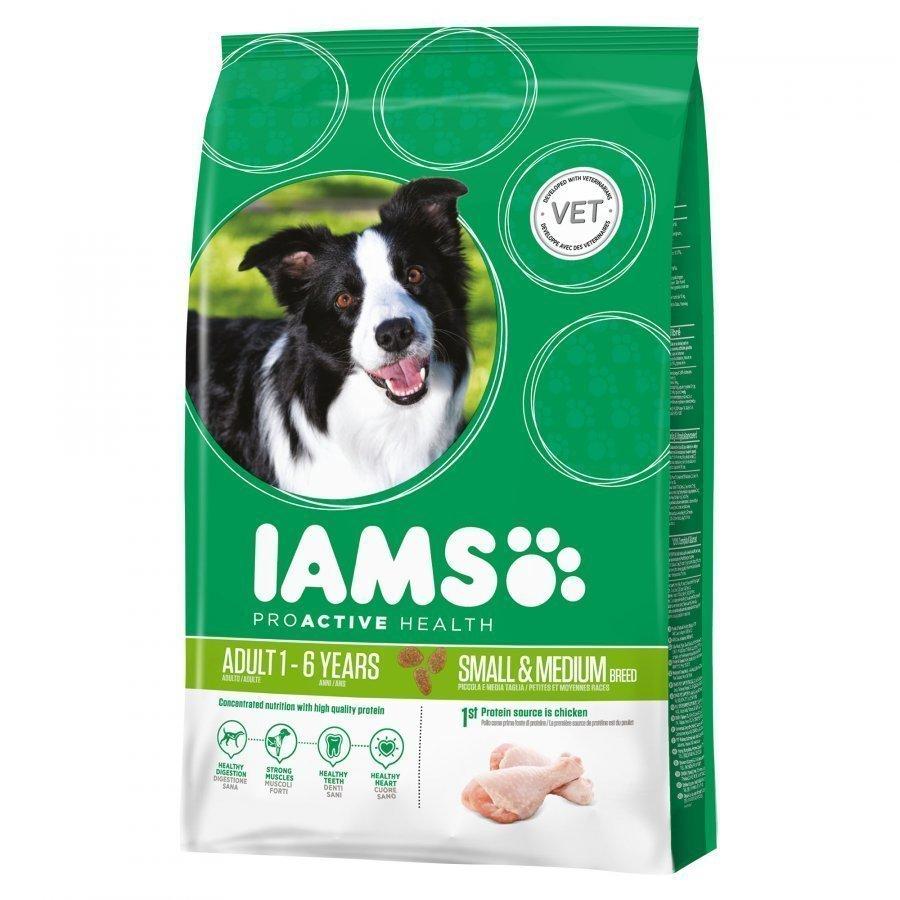 Iams Dog Adult Small / Medium 12 Kg