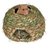Iso heinäpesä hiirille ja hamstereille
