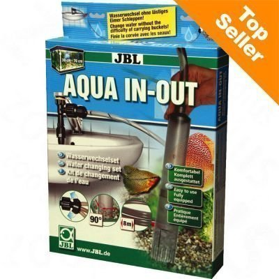 JBL Aqua In-Out Water Changing Set - setti