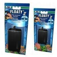 JBL Floaty II - S: korkeintaan 6 mm paksuun lasiin