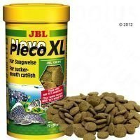 JBL Novo Pleco XL -ruokatabletit - 1000 ml