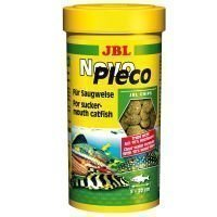 JBL Novo PlecoChips -ruokatabletit - 250 ml