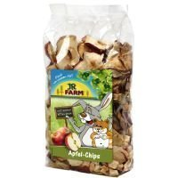 JR Farm Apple Chips - säästöpakkaus: 2 x 250 g