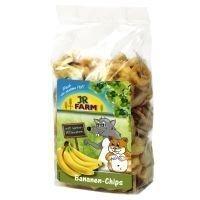 JR Farm Banana Chips - 150 g