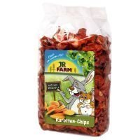 JR Farm Carrot Chips - säästöpakkaus: 2 x 125 g
