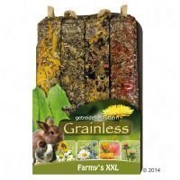 JR Farm Farmy's Grainless XXL - 4 kpl (450 g)