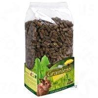 JR Farm Grainless Complete -kaninruoka - 1