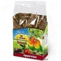JR Farm Individual Lovebird/African Parrot Food - 1 kg