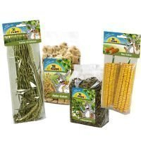 JR Farm Natural Snacks Pack - 5-osainen