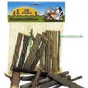 JR Farm Nibble Wood -säästöpakkaus: 2 x 20 kpl