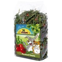 JR Farm Roughage Rucola and Tomato - 200 g