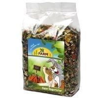 JR Farm Super -jyrsijänruoka - 4 kg saatavilla vain zooplussalta