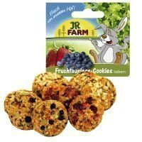 JR Farm Wholemeal Fruit Selection Cookies - 2 x 8 kpl