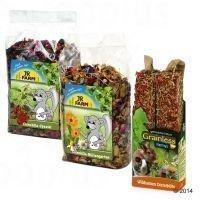 JR Farm -chinchillapaketti - säästöpakkaus: 2 x 3-osainen
