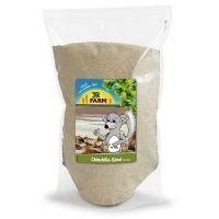 JR Farm -erikoishiekka chinchilloille - 1 kg