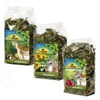 JR Farm -metsä- ja yrttipaketti - 3-osainen (350 g)