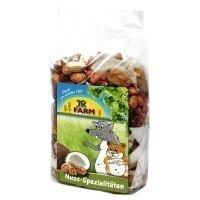 JR Farm -pähkinäsekoitus - säästöpakkaus: 2 x 200 g