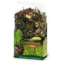 JR Grainless Mix -kaninruoka - 2 x 1