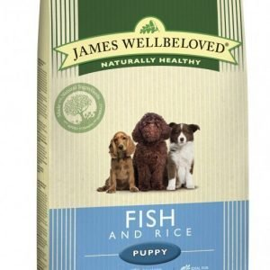 James Wellbeloved Dog Fish & Rice Puppy 2 Kg