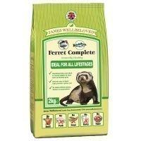 James Wellbeloved Ferret Complete - 2 x 2 kg