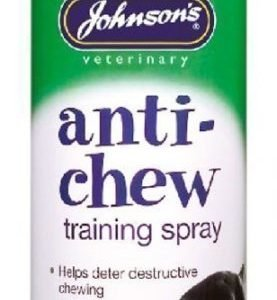 Johnson's Anti-Chew Pureskelunestosuihke 150 Ml