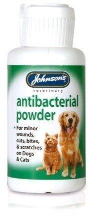 Johnson's Antibacterial Powder Haavapulveri