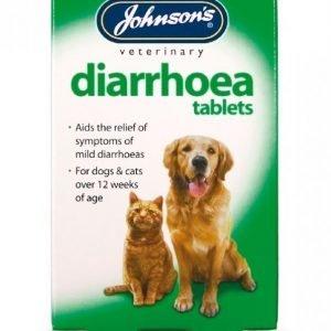 Johnson's Diarrhoea Ripulitabletit