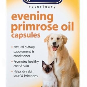 Johnson's Evening Primrose Oil Helokkiöljykapselit