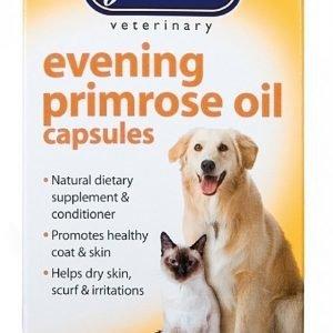 Johnson's Evening Primrose Oil Helokkiöljykapselit