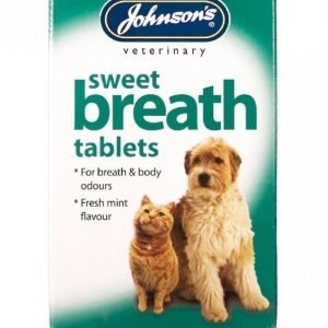Johnson's Sweet Breath Tabletit