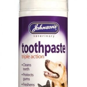 Johnson's Tooth Paste Hammastahna Koirille Ja Kissoille
