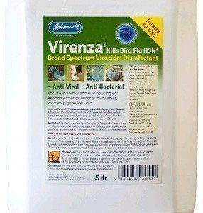 Johnson's Virenza -desinfiointiaine