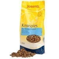Josera Knuspies-herkut - säästöpakkaus: 2 x 1