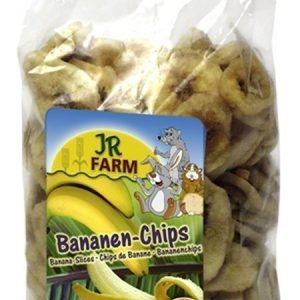 Jr Farm Kuivatut Jr Farm Snacks Banaanilastut 150 G