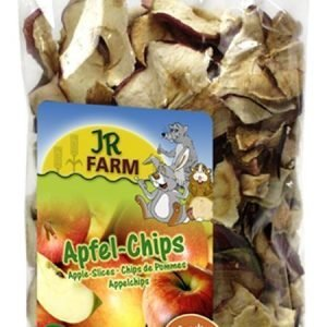 Jr Farm Kuivatut Jr Farm Snacks Omenaviipaleet 100 G